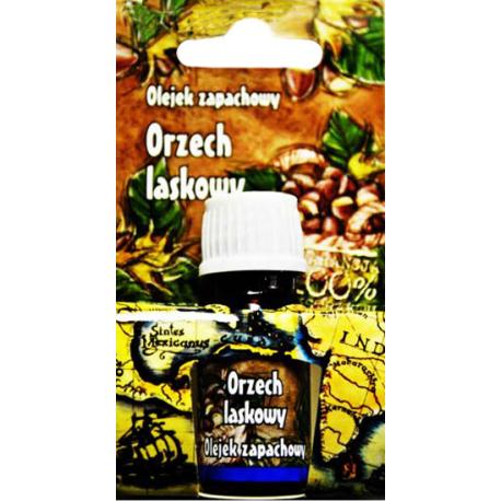 OLEJEK ZAPACHOWY 100% ORZECH LASKOWY 7 ml