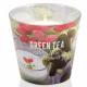 ŚWIECA ZAPACHOWA W SZKLE GREEN TEA PUDDING 115
