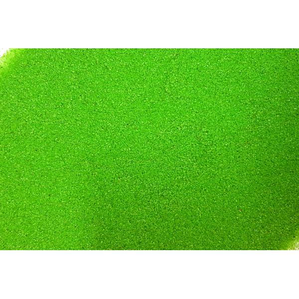 PIASEK ZIELONY 0,1-0,4 mm  0,5 kg