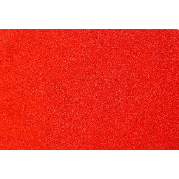 PIASEK CZERWONY 0,1-0,4 mm  0,5 kg