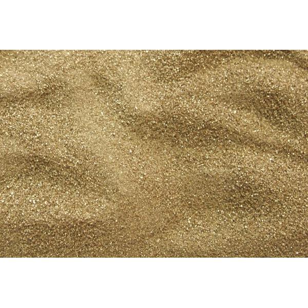 PIASEK ZŁOTY 0,1-0,4 mm  0,5 kg