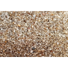 KWARC BARWIONY NATURALNY 2-4 mm  0,5 kg