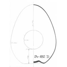POJEMNIK-OGRODNIK 24-182/D WYSOKOŚĆ 37 cm