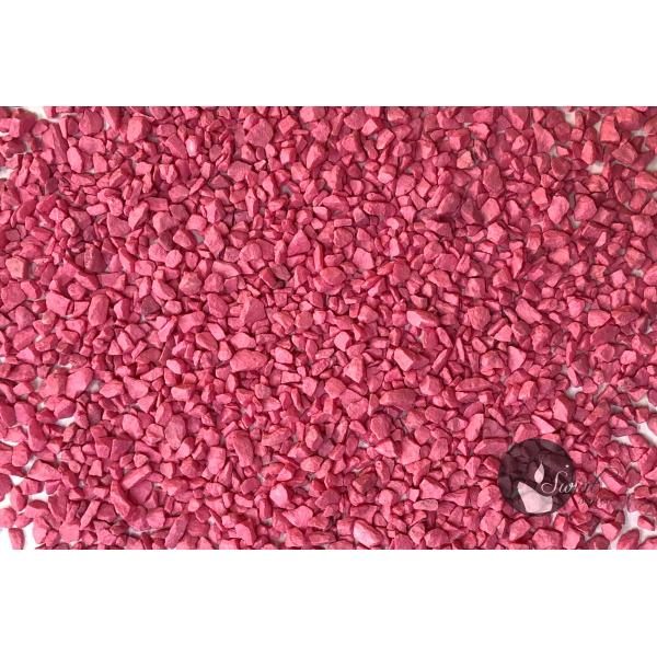 MARMUR JASNY RÓŻ 1-4 mm  0,5 kg