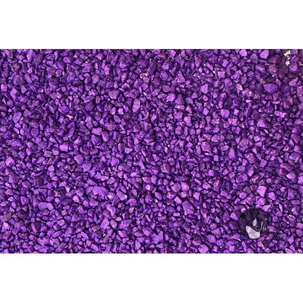 MARMUR FIOLET 1-4 mm  0,5 kg