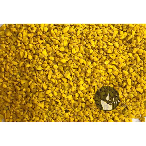 MARMUR ŻÓŁTY 1-4 mm  0,5 kg