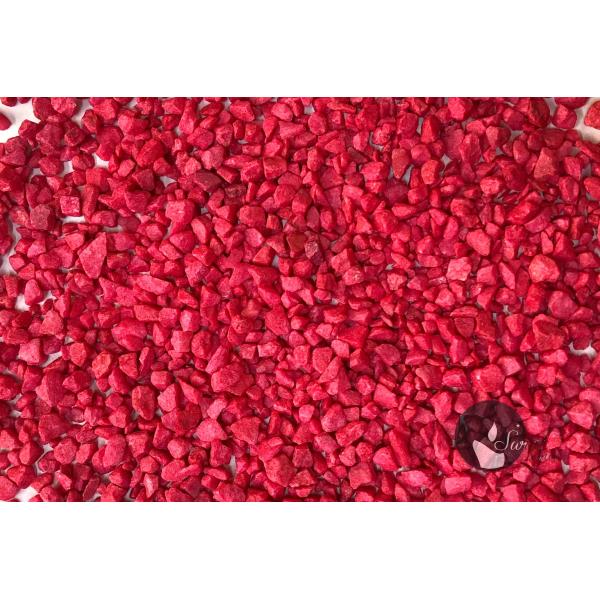 MARMUR MALINA 1-4 mm  0,5 kg