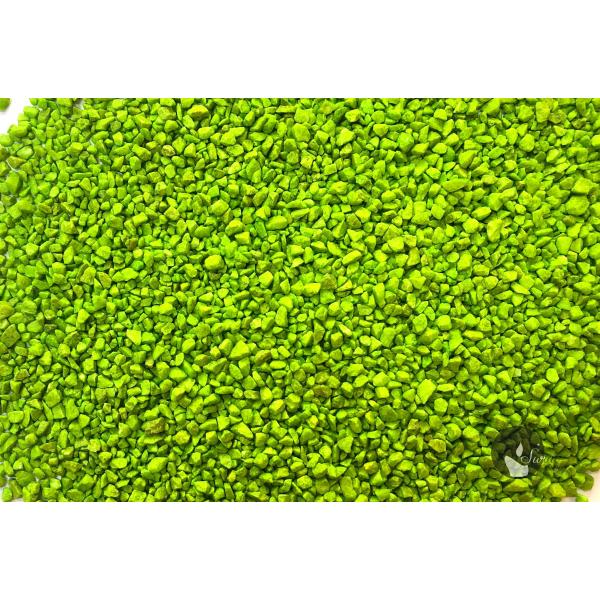 MARMUR JASNY ZIELONY 1-4 mm  0,5 kg
