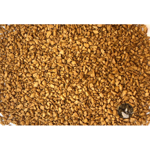 MARMUR JASNY BRĄZ 1-4 mm  0,5 kg