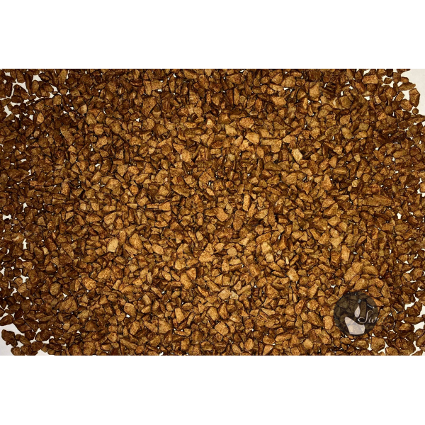 MARMUR CIEMNY BRĄZ 1-4 mm  0,5 kg