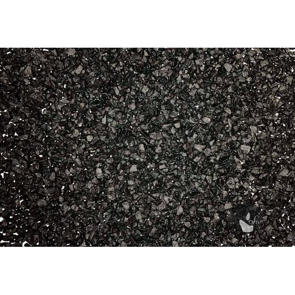 MARMUR CZARNY 1-4 mm  0,5 kg