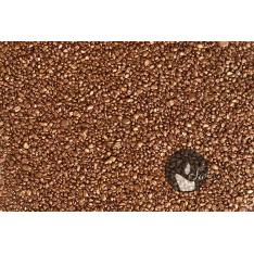KWARC PERŁOWY MIEDŹ 1-4 mm 0,5 kg