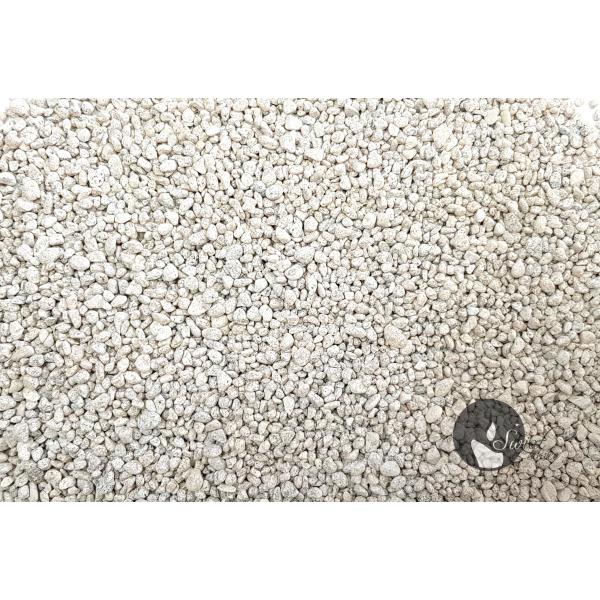 KWARC BARWIONY BIAŁY 2-4 mm  0,5 kg
