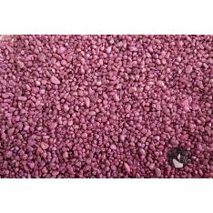 KWARC BARWIONY JASNY FIOLET 2-4 mm  0,5 kg