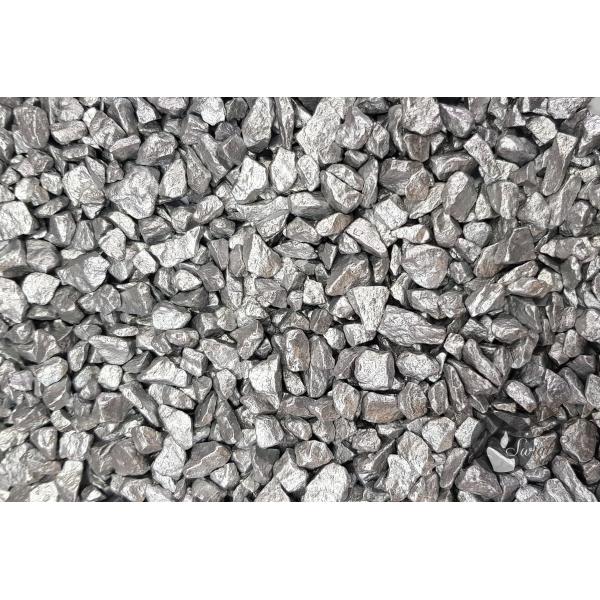 KWARC PERŁOWY SREBRNY 5-8 mm 0,5 kg