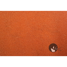 PIASEK POMARAŃCZOWY 0,1-0,4 mm  0,5 kg