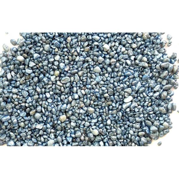 KWARC PERŁOWY JASNY NIEBIESKI 1-4 mm 0,5 kg