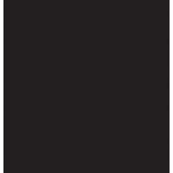 SERWETKI JEDNOBARWNE 33x33 cm CZARNY