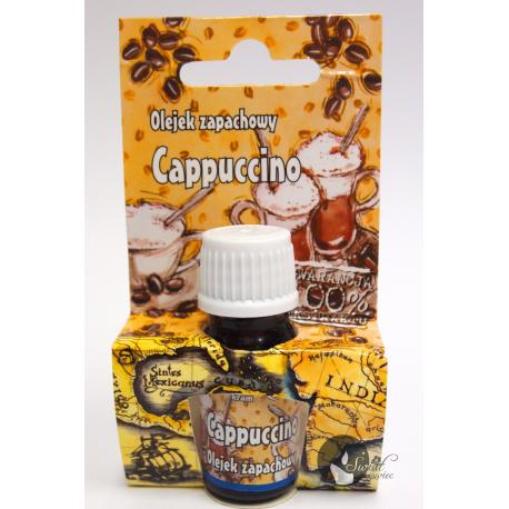 OLEJEK ZAPACHOWY 100% CAPPUCINO 7 ml