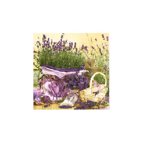 SERWETKI DAISY 33x33 cm SDOG 006701