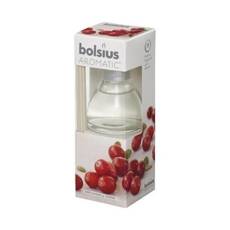 DYFUZOR ZAPACHOWY BOLSIUS 45 ml ŻURAWINA