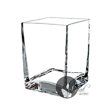 WAZON KWADRAT 17-419/E SZLIF 11x11 cm WYSOKOŚĆ 15 cm